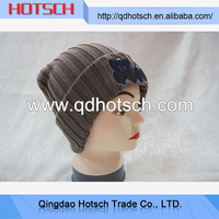 2014 Continued hot knitted winter hat