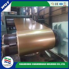 Prepainted galvanized Steel Coil / PPGI / PPGL sheet steel coil ral color supplier in china