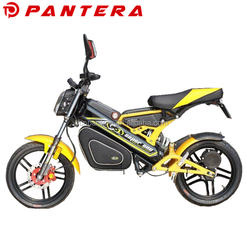 2017 New Cheap EEC Motorcycle Folding Electric Motorbikes For Adults