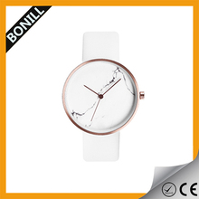 ODM stone watches for women,custom marble watch face,crystal watches ladies