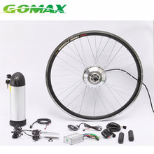 Front Wheel Electric Bike Hub Motor 300W Easily Assembled For A Bicycle Kit