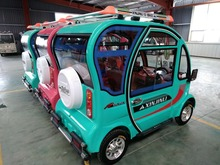 New energy electric passenger three wheels vehiclers for sale-DM11