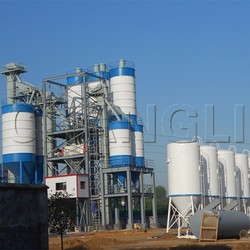 dry mix cement mortar/dry mortar packing machine