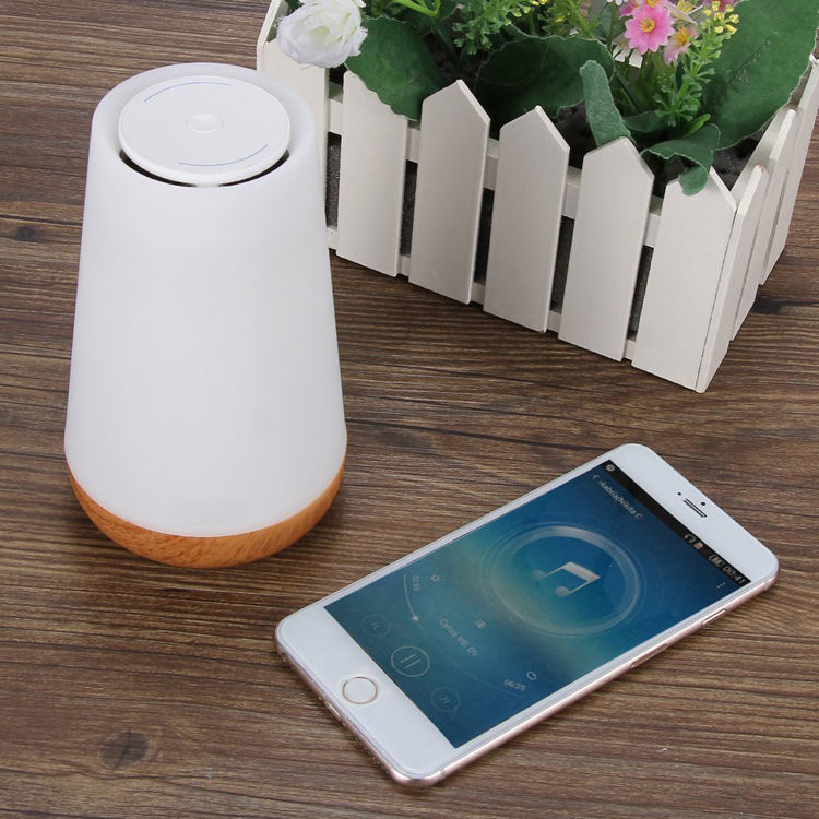 hot selling Speaker smart app control led lamp color changing table lamp