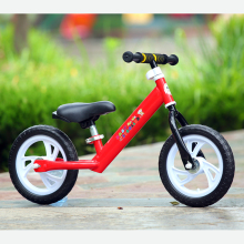 "2017 New model best kids balance bike / 12"" mini baby balance bicycle / cheap children balance bike"