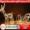 220V Voltage and Christmas Holiday Name christmas led street light motif
