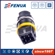 Auto Water Coolant Temp Temperature Sensor Sender 6U0919501B 357919501A 4 Pin NEW 357 919 501A/6U0 919 501B/6U0 919 501 B