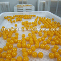 "0.68"" caliber field grade paintball balls in paintball bullet for competition"