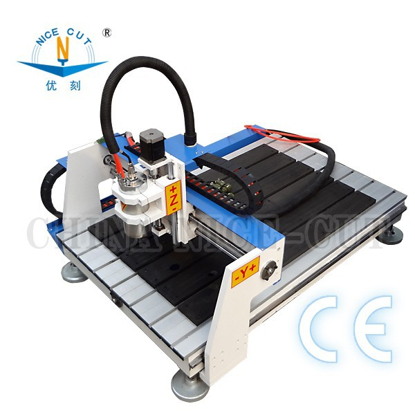 NC-A4040 Mini desktop cnc router milling and drilling machine