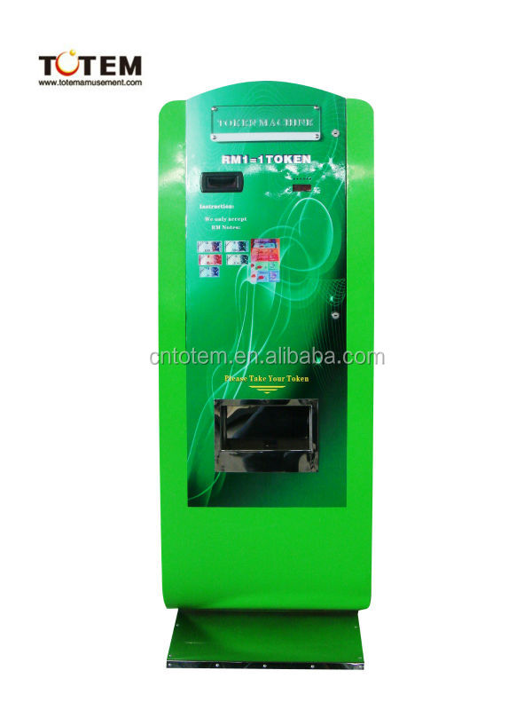 euro coin change machine