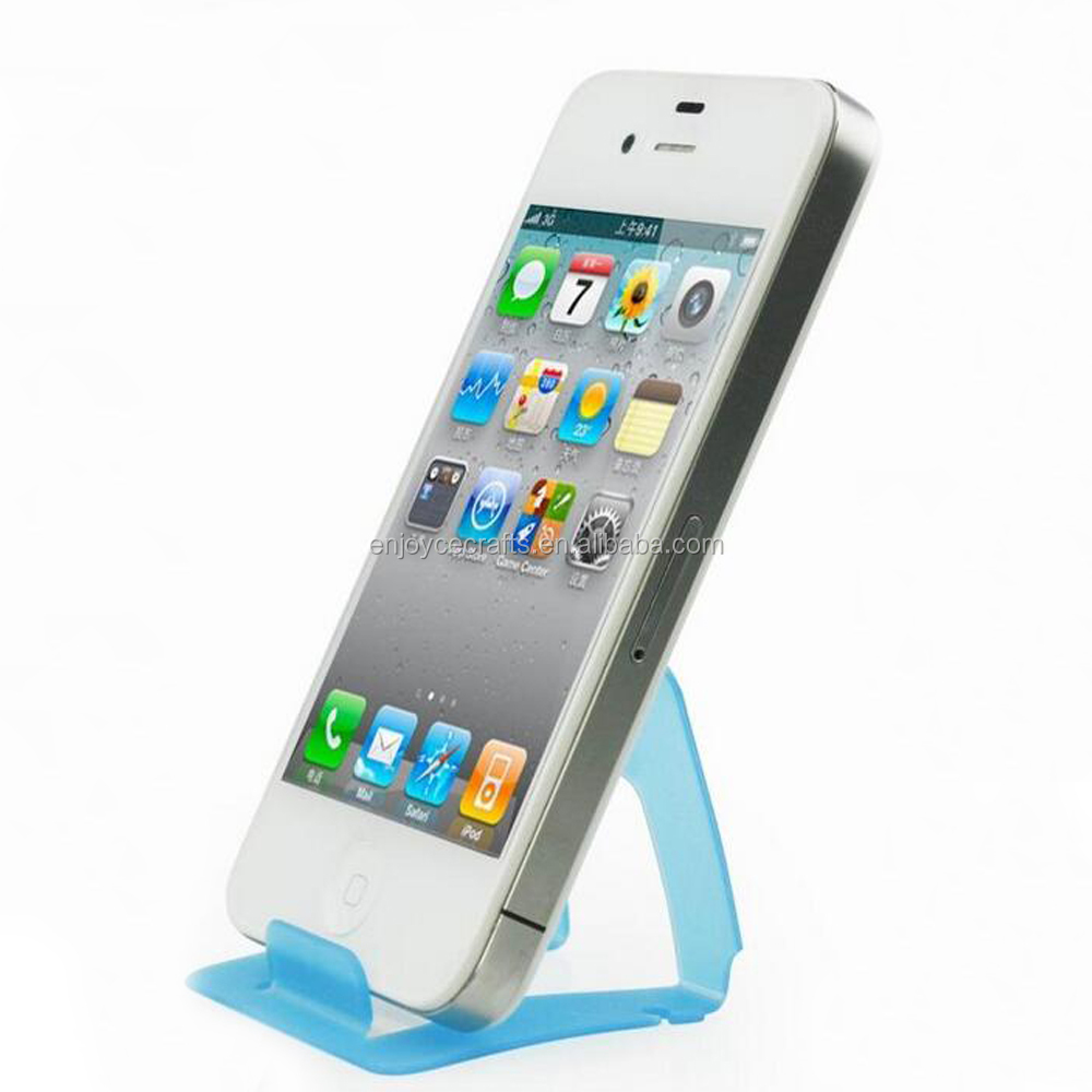 wholesale new products plastic mobile phone holder novelty cell phone holder