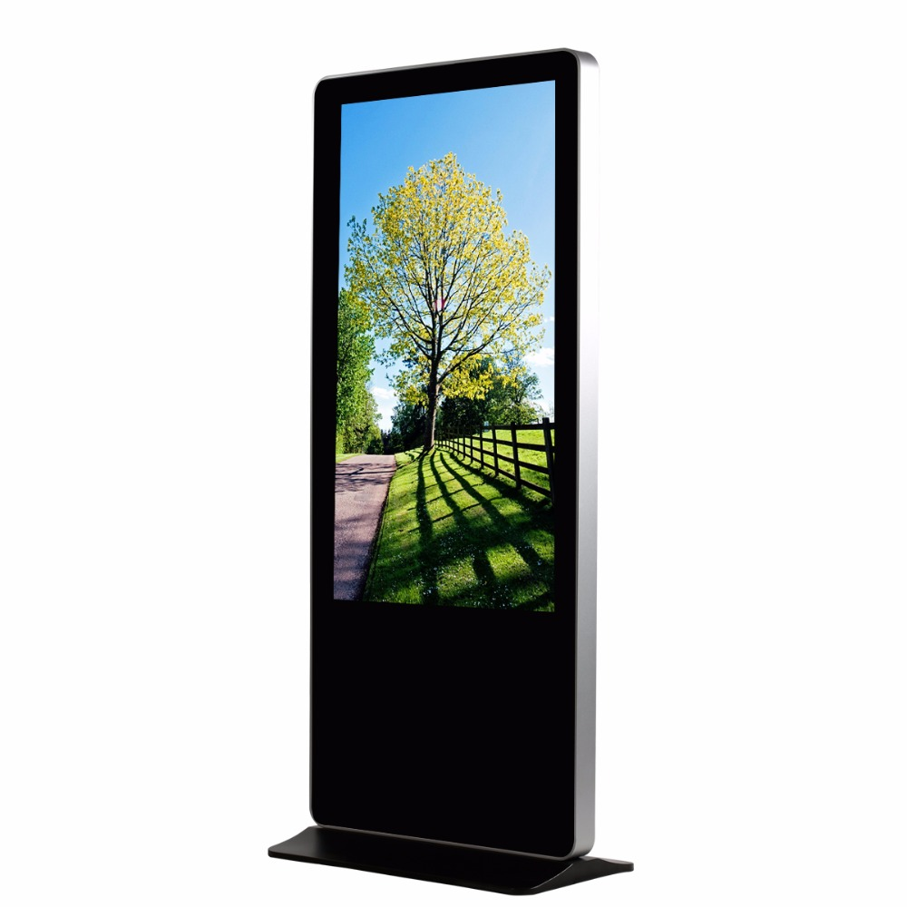 55 Inch 3G Wifi Touch Screen All In One Totem