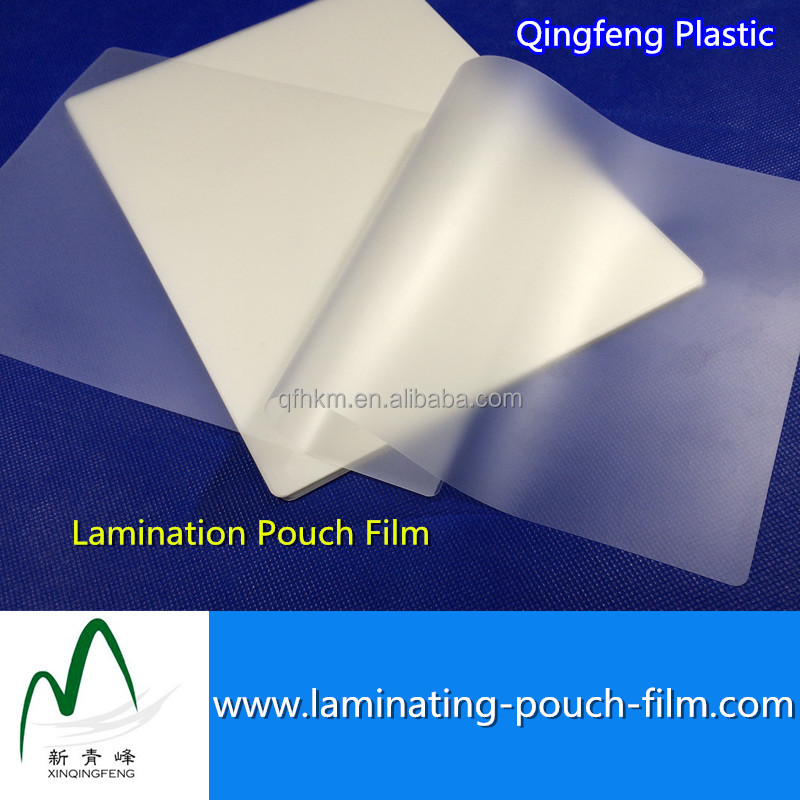 The Best and Cheapest s License size laminating film for USA market with Quality Assurance
