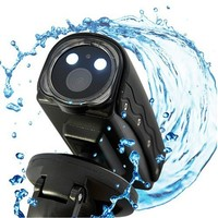 RD32II 2nd Generation 1920x1080p Full HD Sports Action Waterproof Camera 20M Underwater and Super LED light for Night Shooting
