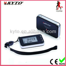 KYTO Fitness GYM Equipment 3D Calorie Counter Digital Pedometer