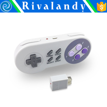 For SNES New Arrival Handheld Gamepad Remote Controller Wired USB Mini Joystick