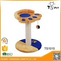 Factory Directly Provide pet product luxury cat trees with toys