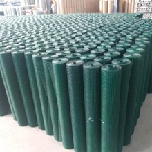 Factory supply wholesale SS316 14g pvc coated welded wire mesh