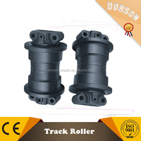 High quality mini excavator dozer track bottom roller for sale
