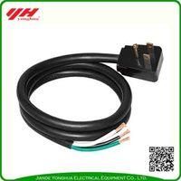 Chinese manufacture Low Price notebook computer power cable