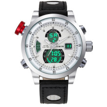 Men Watch Multifunction LED Digital Clock Male Wristwatch 2017 Analog Round Wrist 30M Waterproof Quartz Fashion Sport Watch Men