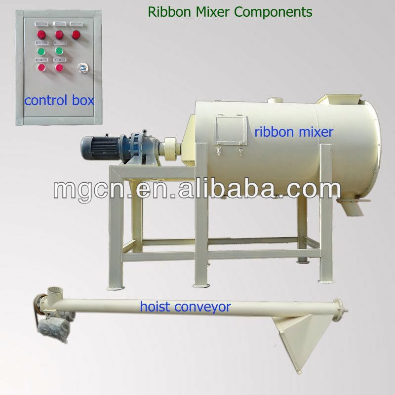China latest technology new product dry chemical powder mixer hot sale