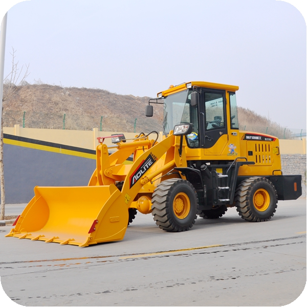 4 in 1 bucket small wheel loader for sale with ce certification