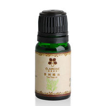 100% Plant Extract Natural and Pure Tea Tree Essential Oil