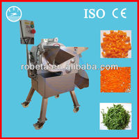 Stainless steel industrial fruit and vegetable dicing machine