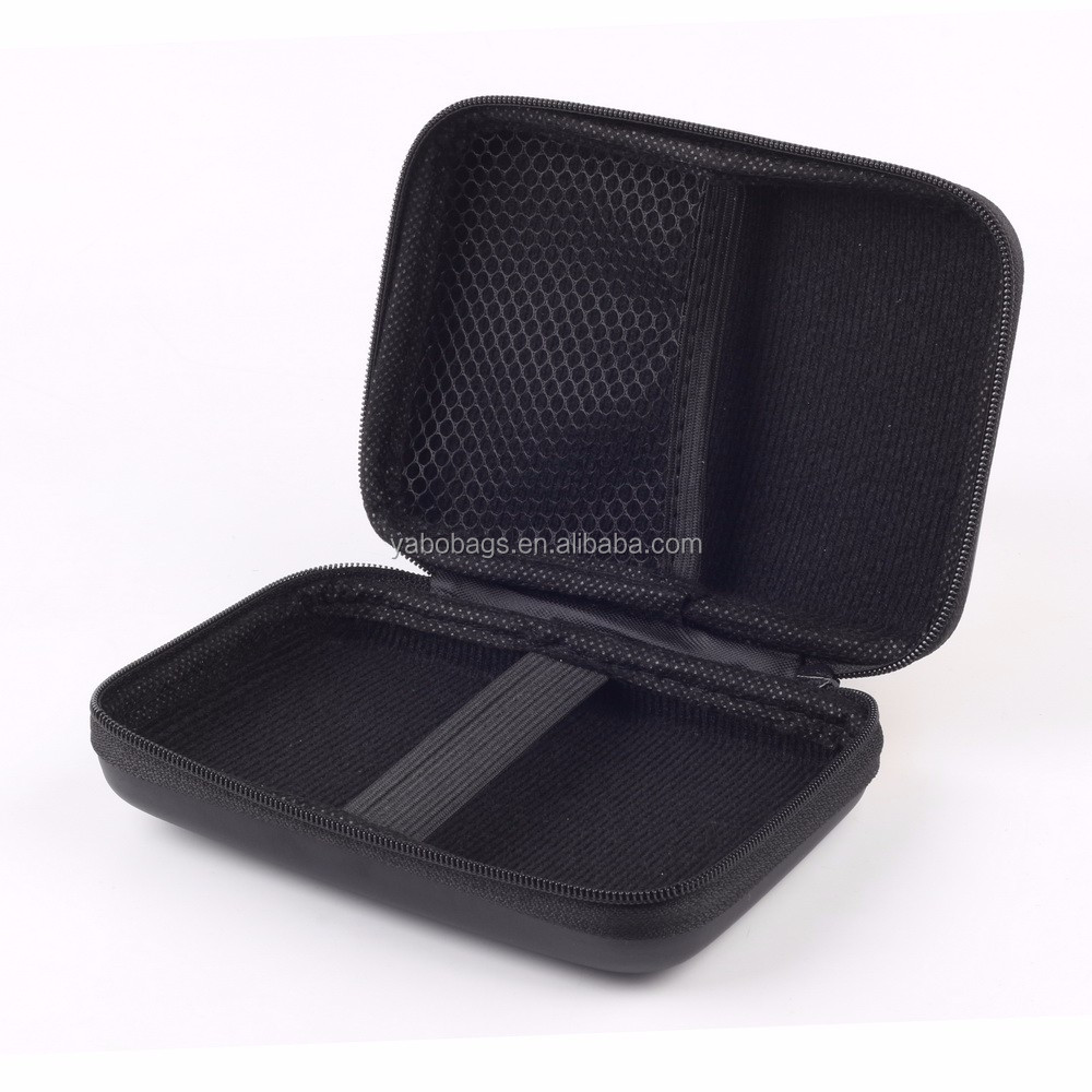 portable 2.5 Inch Hard Drive Disk Box HDD case External Enclosure Case and Tool for HDD