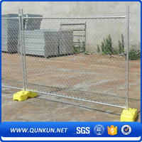 chain link mesh temporary cheap vinyl coated chain link fence