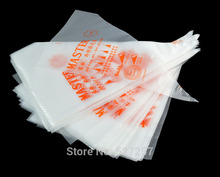 100Pcs Cake Cream Icing Kitchen Decorating Tool Disposable Pastry Bag