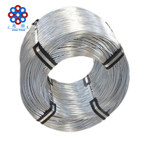 20 18 14 12 10 gauge galvanized steel wire for armour cable making