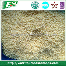 frozen/IQF garlic dices/chopped in 2017, chinese gold supplier