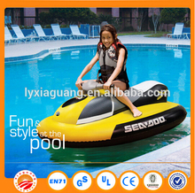 Battery Powered inflatable Water Scooter jet ski for skids