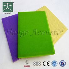 Fabric Acoustic Panels wall and ceiling covering materials
