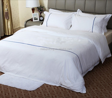 wholsesale hotel cotton bedclothes sateen Cotton Comforter Bedding Set