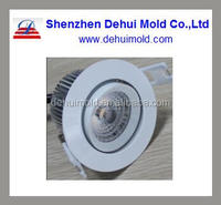 outdoor and inside lights Die casting Aluminum led spotlight light housing