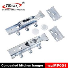 kitchen metal cabinet hanger / suspension