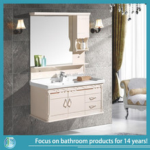 JS-BCP109 antique thin bathroom vanity ,floor mounted
