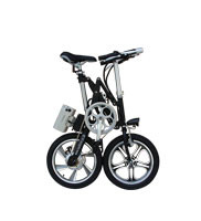 16 Inch adult mini <strong>folding</strong> e battery cycle electric bike