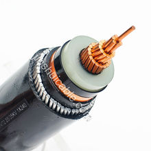 0.6/1kv power cable/XLPE insulation PVC jacket amoured power cable