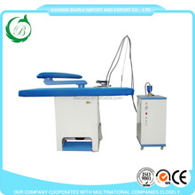 High Quality OEM Vacuum Ironing Table for laundry shop use factory price