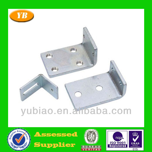 OEM aluminum stamping parts with holes guandong factory