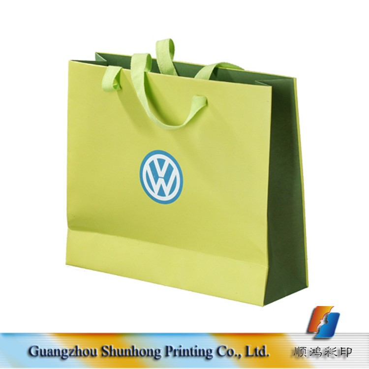 Logo Paper Shopping Bag Very Cheap Personalized Gift Bags wholesale