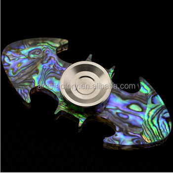 2017 Hot Selling Metal anti stress fidget spinner 608 bearing anti anxiety smoking cession hand spinner