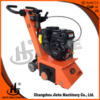 "10""asphalt scarifying machine with 90PCS scarifier blades for thermoplastic paint removal"