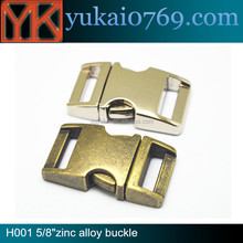 10mm--50mm High quality side release buckle metal,quick release buckles metal,metal quick buckle