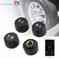 PA tire pressure monitoring system TPMS Bluetooth for car truck