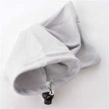 Dustproof Microfiber Indian Drawstring Pouch